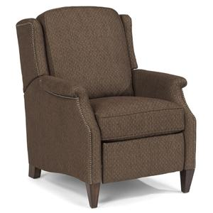 Flexsteel Zevon Power High Leg Recliner