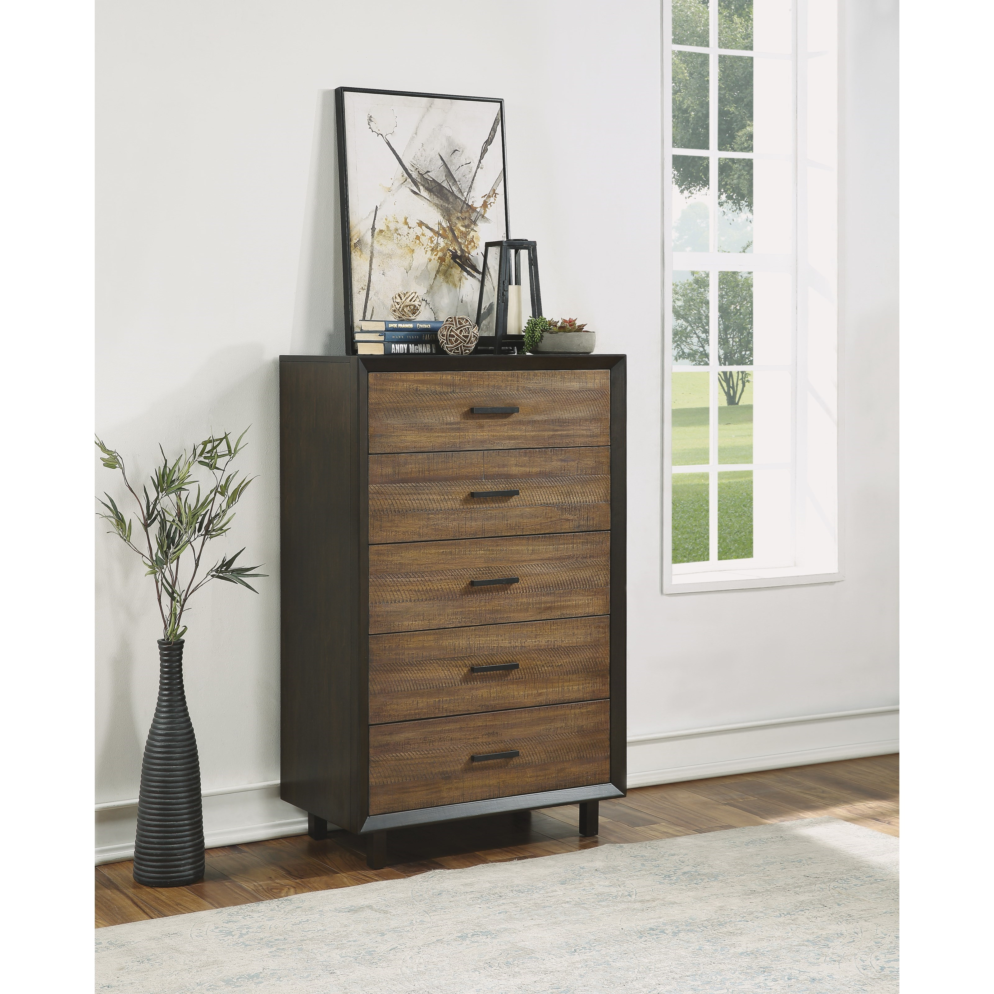Alpine Chest of Drawers by Flexsteel Wynwood Collection at Steger's Furniture