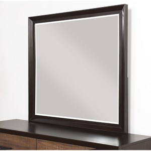 Modern Rustic Dresser Mirror