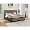 Wynwood, A Flexsteel Company Alpine Full Platform Bed - Item Number: W1083-91FL