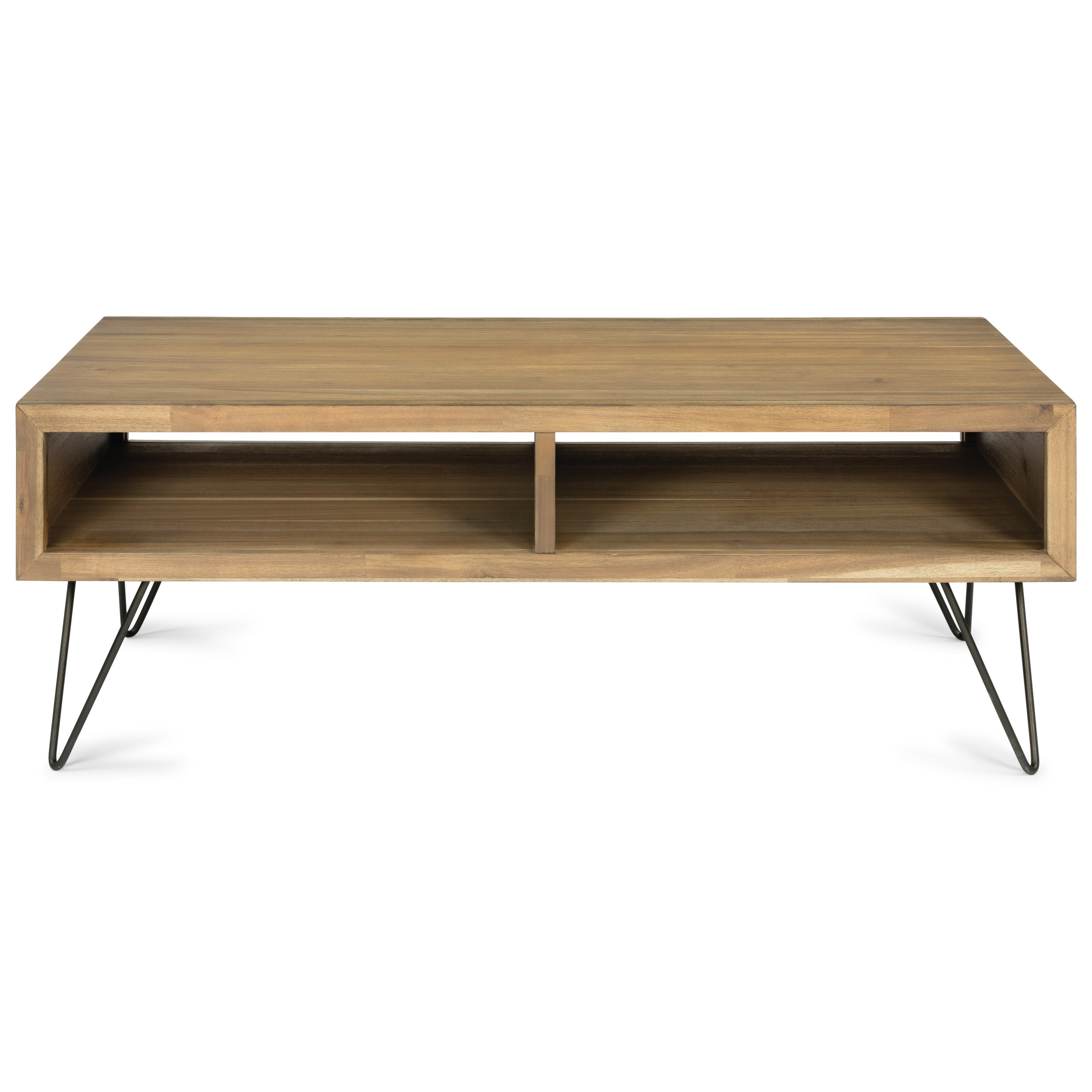 Appleton Cocktail Table by Flexsteel Wynwood Collection at Mueller Furniture