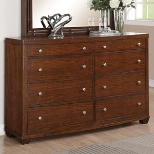 Flexsteel Wynwood Collection Bali Dresser