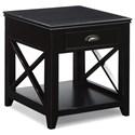 Wynwood, A Flexsteel Company Camden End Table  - Item Number: W1335-01