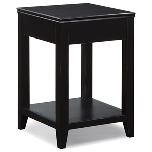 Flexsteel Wynwood Collection Camden Corner Table