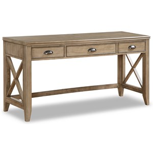 Flexsteel Wynwood Collection Camden 60-Inch Writing Desk