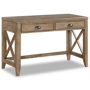 Flexsteel Wynwood Collection Camden 48-Inch Writing Desk