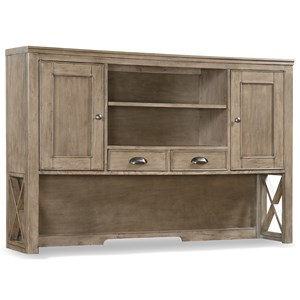 Flexsteel Wynwood Collection Camden Hutch