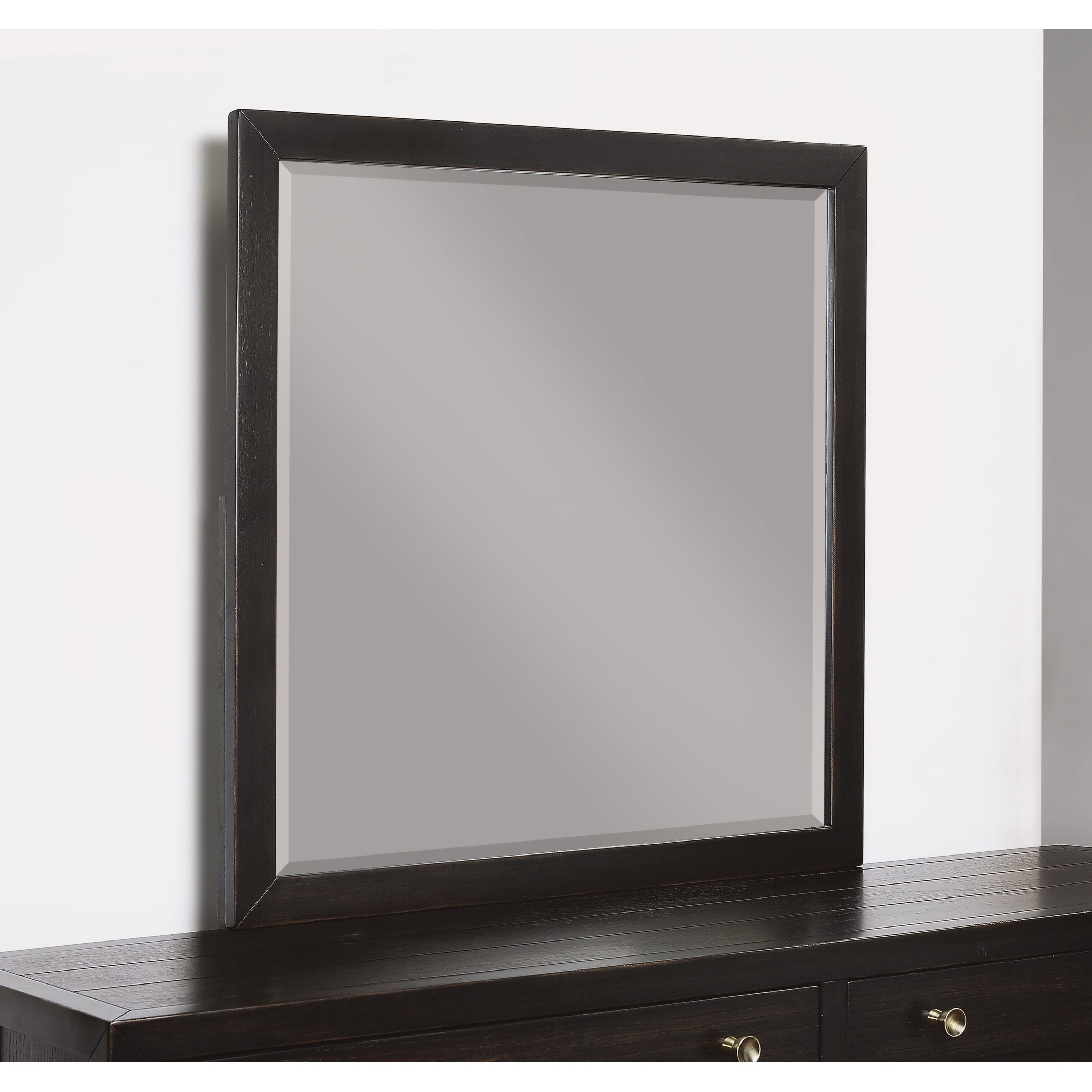 Cologne Dresser Mirror by Flexsteel Wynwood Collection at Northeast Factory Direct