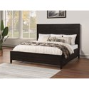 Flexsteel Wynwood Collection Cologne California King Low Profile Storage Bed - Item Number: W1080-91CS
