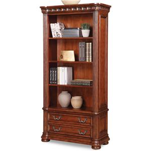 Flexsteel Wynwood Collection Cordoba File Bookcase
