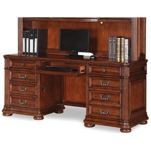 Flexsteel Wynwood Collection Cordoba Executive Credenza