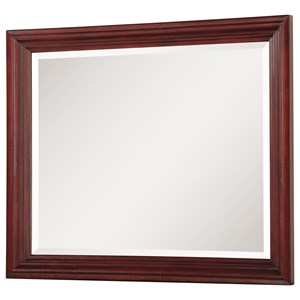 Flexsteel Wynwood Collection Downton Traditional Mirror
