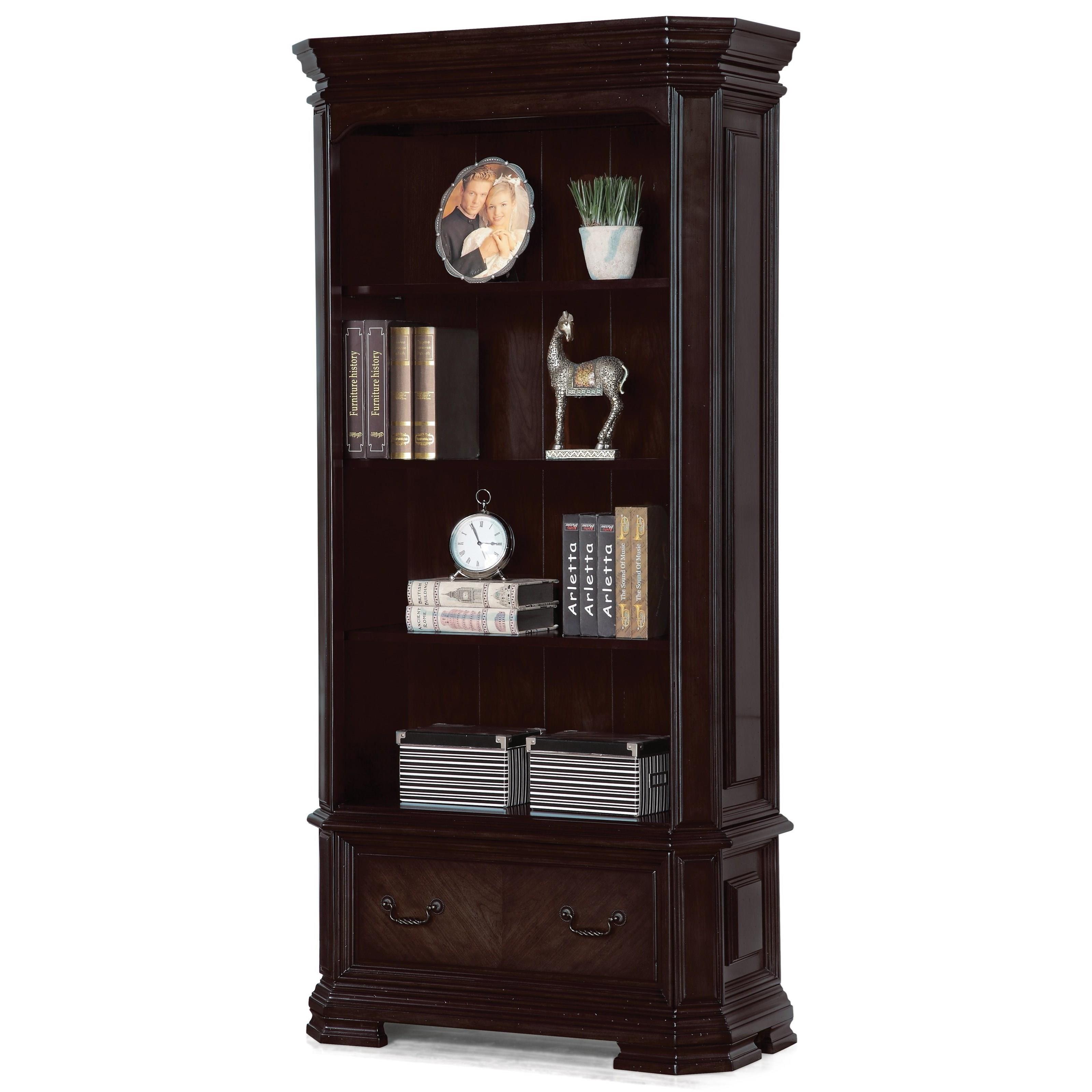 Traditional File Bookcase