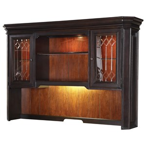Flexsteel Wynwood Collection Eastchester Traditional Hutch