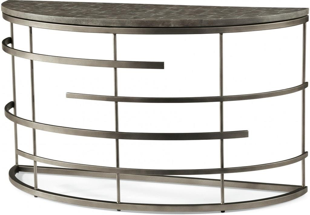 Halstead Halstead Sofa Table by Flexsteel Wynwood Collection at Morris Home