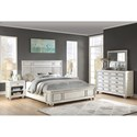 Flexsteel Wynwood Collection Harmony California King Bedroom Group - Item Number: W1070 CK Bedroom Group 6