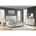 Flexsteel Wynwood Collection Harmony Queen Bedroom Group - Item Number: W1070 Q Bedroom Group 1