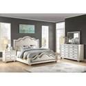 Flexsteel Wynwood Collection Harmony Queen Bedroom Group - Item Number: W1070 Q Bedroom Group 2