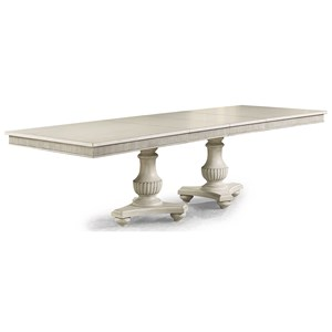 Cottage Dining Table with Removable Leaves
