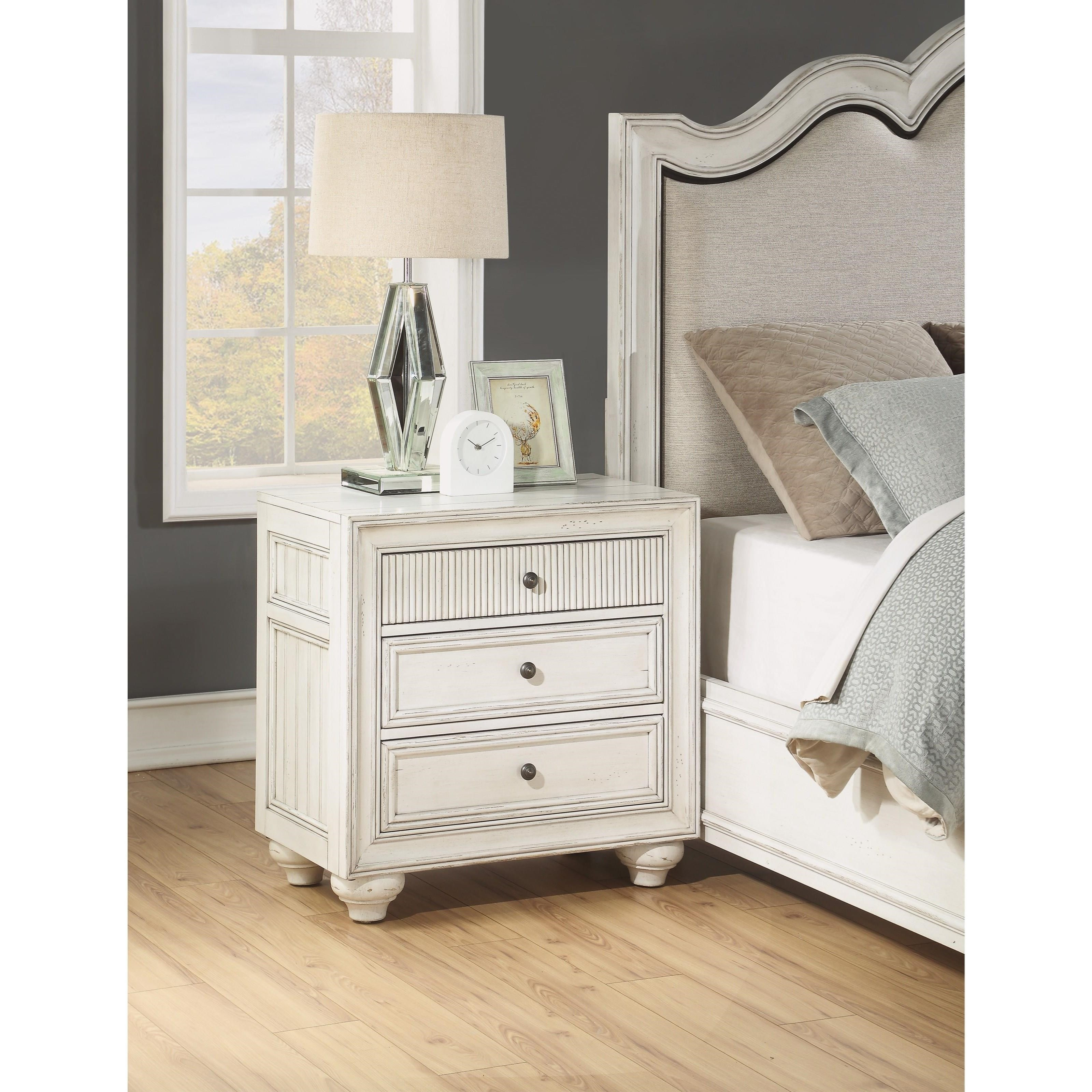Harmony Nightstand  by Flexsteel Wynwood Collection at Northeast Factory Direct