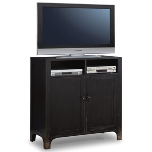 Flexsteel Wynwood Collection Homestead Media Chest