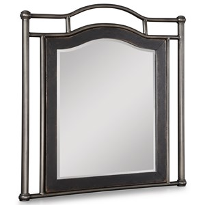 Flexsteel Wynwood Collection Homestead Mirror