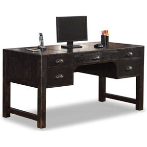 Flexsteel Wynwood Collection Homestead Writing Desk