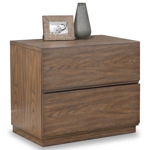 Flexsteel Wynwood Collection Maximus Home Office Lateral File Cabinet