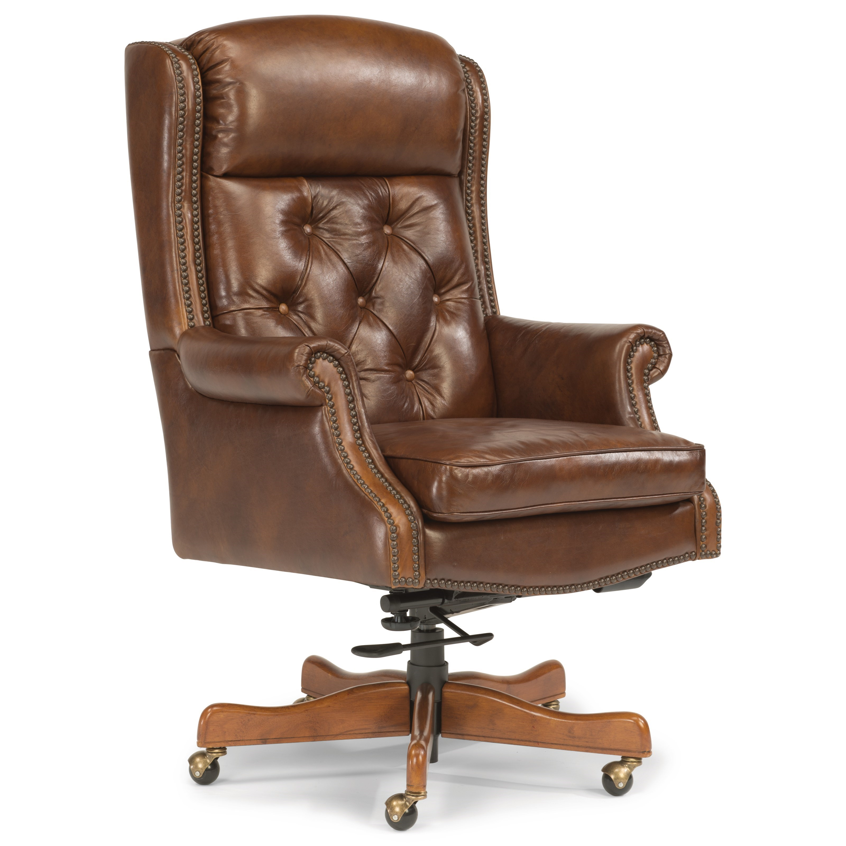 Flexsteel Wynwood Collection fice Chairs Traditional fice