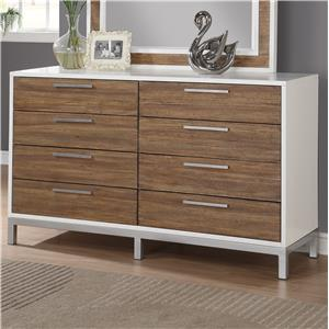 Flexsteel Wynwood Collection Oslo Dresser