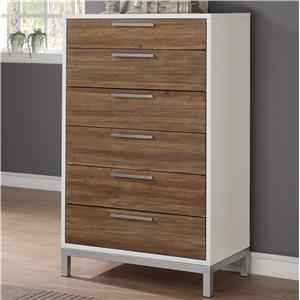 Flexsteel Wynwood Collection Oslo Drawer Chest