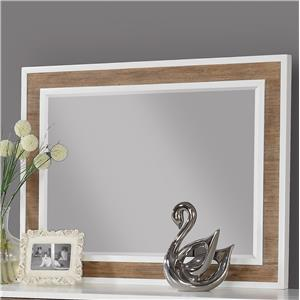 Flexsteel Wynwood Collection Oslo Mirror