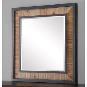 Flexsteel Wynwood Collection Outland Mirror