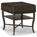 Flexsteel Penny End Table  - Item Number: W1053-01