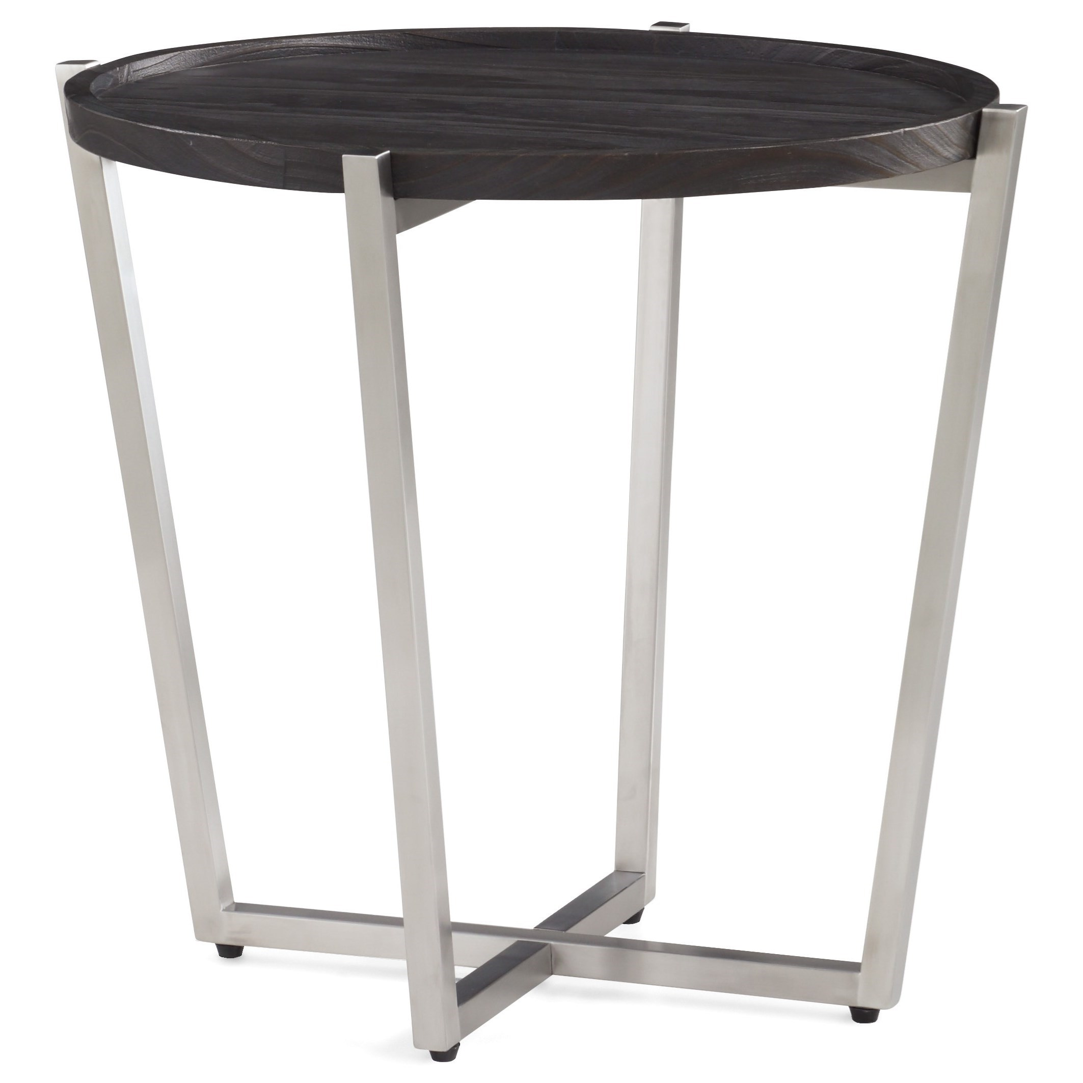 Pacey Round End Table