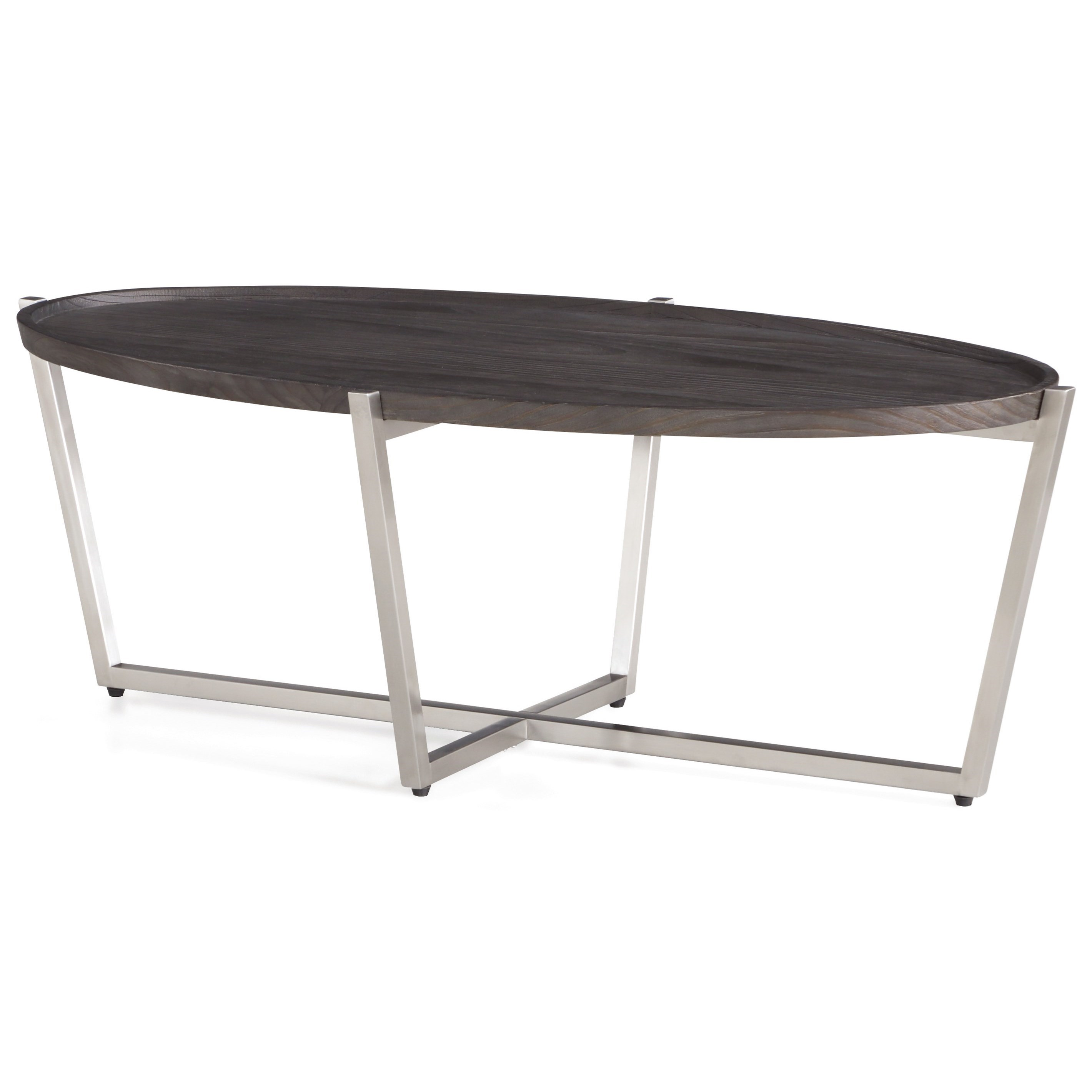 Pacey Oval Cocktail Table