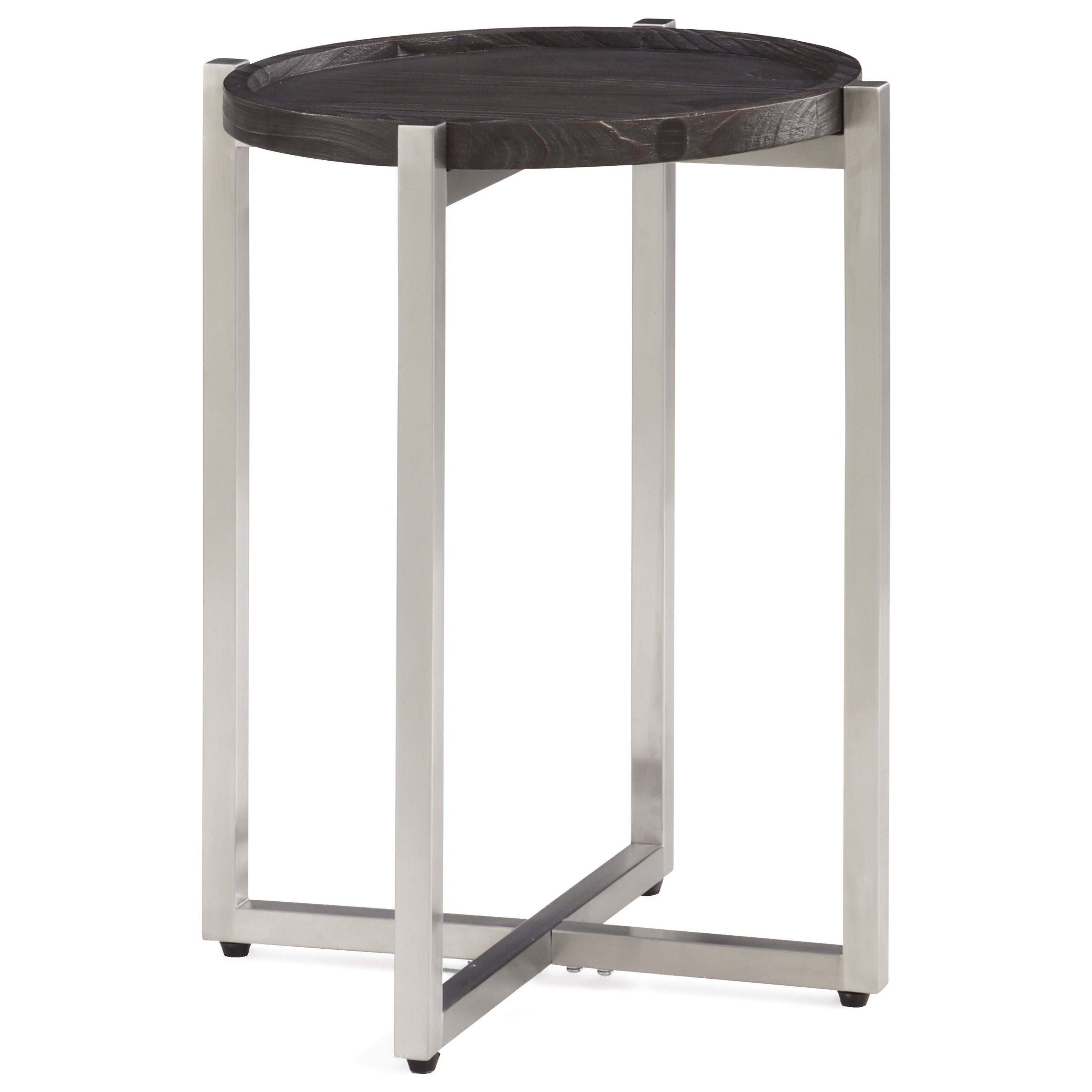 Pacey Pacey Chairside Table by Flexsteel Wynwood Collection at Morris Home