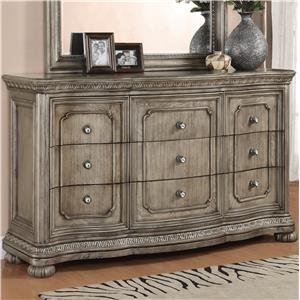 Flexsteel Wynwood Collection San Cristobal Dresser