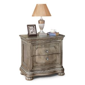 Flexsteel Wynwood Collection San Cristobal Night Stand