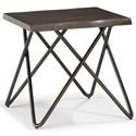 Flexsteel Shadow Lamp Table  - Item Number: W1069-02
