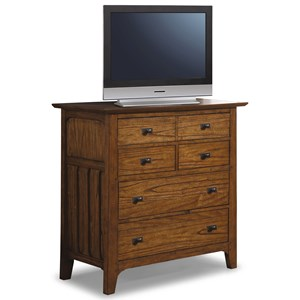 Flexsteel Wynwood Collection Sonora Media Chest