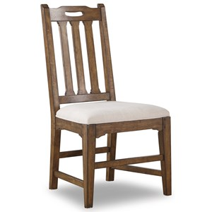 Flexsteel Wynwood Collection Sonora Upholstered Dining Chair