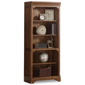 Flexsteel Wynwood Collection Sonora Bookcase