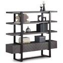 Flexsteel Summit Bookcase  - Item Number: W1456-702