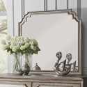 Flexsteel Wynwood Collection Vogue Mirror  - Item Number: W1063-881
