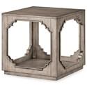 Flexsteel Vogue Lamp Table  - Item Number: W1463-02