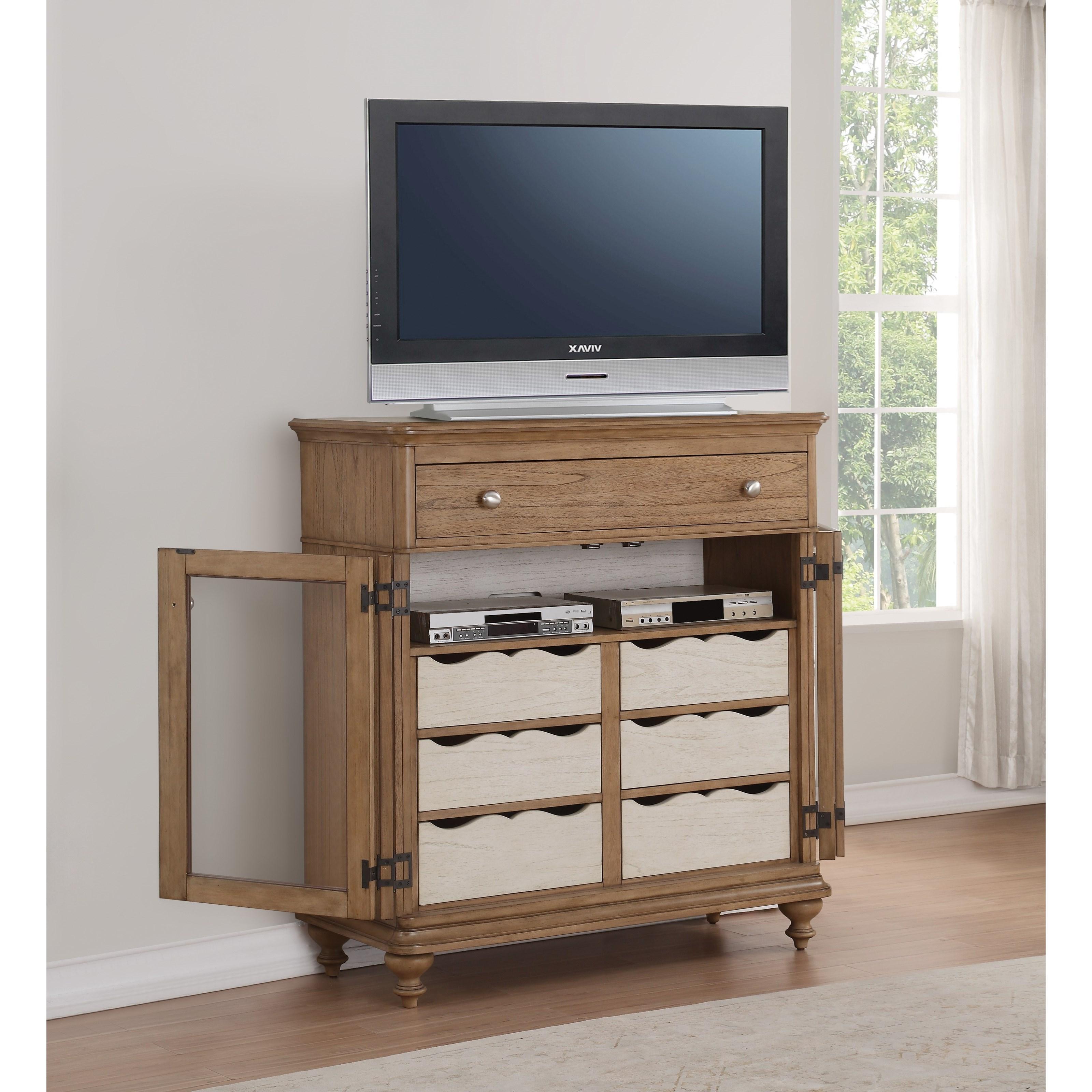 flexsteel wynwood collection cordoba media chest with open flexsteel wynwood collection miramar w1049 866 11981
