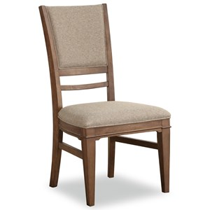 Flexsteel Wynwood Collection Hampton Dining Group Side Chair
