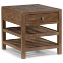 Wynwood, A Flexsteel Company Hampton Occasional Group  End Table - Item Number: W1448-01