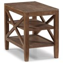 Flexsteel Wynwood Collection Hampton Occasional Group  Accent Table - Item Number: W1448-029